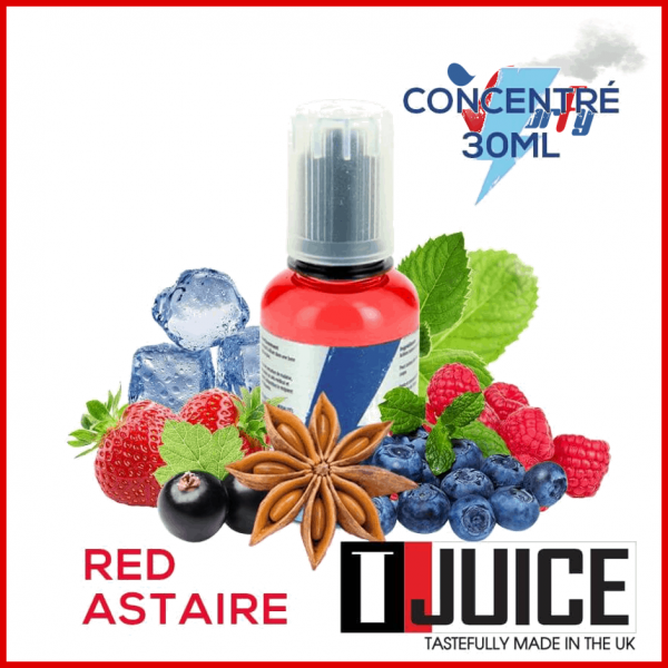 Concentré-Red-Astaire-de-T Juice-30ml