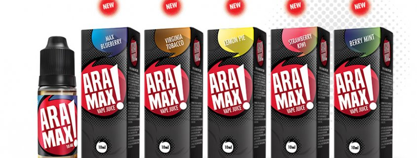 aramax-flavoured