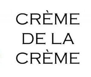 Concentrés Crème de la Crème