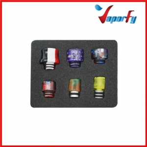 Drip-tip-510-Resin-6pcs-Pack