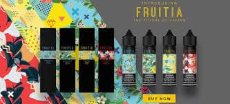 FRUITIA BY FRESH FARMS 60ML