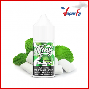 Spearmint by Mints Vape Co 30ml